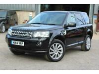 2014 Land Rover Freelander 2 2.2 SD4 HSE 4X4 5dr Auto SUV Diesel Automatic