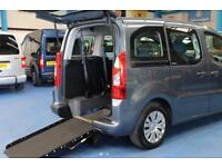 Citroen Berlingo 1.6HDi Wheelchair car mobility accessible disabled vehicle