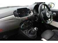 2019 Fiat 500 1.2 S 3dr Hatchback Petrol Manual