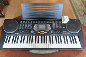 Piano Keyboard with Programmable Functions