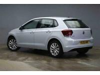 2020 Volkswagen POLO HATCHBACK 1.0 TSI 115 SEL 5dr Hatchback Petrol Manual
