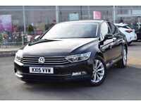 2015 VOLKSWAGEN PASSAT Volkswagen New Passat 2.0 TDI SE Business 4dr DSG Auto