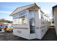 2000 Carnaby Champagne 37x12 | 2 bed Static Caravan | Full Winter Pack -OFF SITE