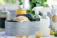Professional, 100% NATURAL, Non-toxic Cleaning Service