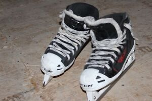 Patins gardien de but CCM