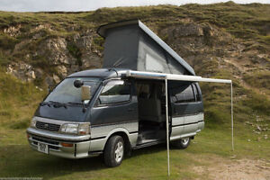 Your Toyota HiAce wants to be with me if you have to sell :)