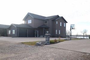 Lake Front, 2 storeys, walkout style…a breath taking home! Regina Regina Area image 1
