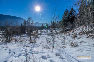 North Shuswap 1.12 Acre Building Lot with Beautiful Views