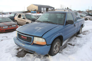 PARTING OUT 2003 GMC SONOMA - BA1849
