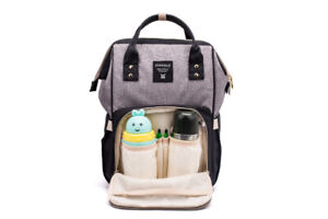 Diaper Baby Backpack Bag With USB