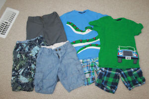 5T Summer Clothing