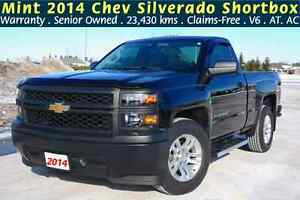 2014 Chevrolet Silverado 1500 SHORTBOX