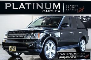 2011 Land Rover Range Rover Sport $419 BI-WEEKLY/ SUPERCHARGED/