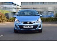 2014 VAUXHALL CORSA Vauxhall Corsa 1.2 SE 5dr