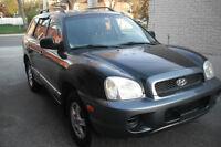 2004 Hyundai Santa Fe 2.3L