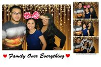 Fun Photo or Video Booth Rental for your Wedding SPECIAL - 260$