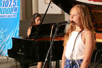 Vocal/Singing, Piano and Guitar Lessons