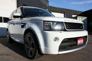 2012 Land Rover Range Rover Sport Factory GT Limited Edition