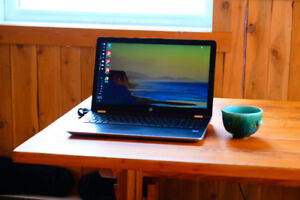 HP LAPTOP $450 OBO touch-screen, core i5 7th Gen. works perfect.