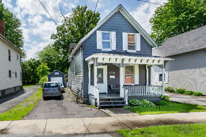 Beautiful century home with tons of potential
