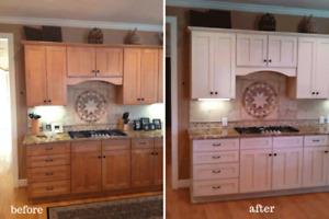 Pro Kitchen Cabinet Refinishing