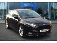 2018 Ford Focus 2.0 TDCi 185 ST-3 Navigation 5dr with Sync 3,Voice control, Priv