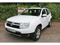 2013 Dacia Duster 1.5 Laureate DCi 110 Turbo Diesel 2WD 5 door Hatchback