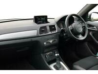 2017 Audi Q3 S line Edition 1.4 TFSI cylinder on demand 150 PS S tronic Semi Au
