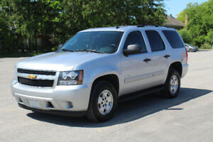 2012 Chevrolet Tahoe LS SUV, 4WD 3rd Row Seating