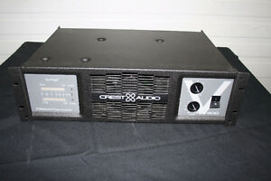 Crest V900 stereo power amp