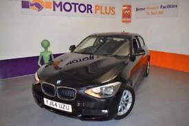 2014 BMW 1 SERIES 120D SE HATCHBACK DIESEL