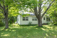 NEW LISTING: Huge deck, large lot, great condition!