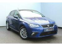 2018 SEAT IBIZA HATCHBACK 1.0 SE Design 5dr Hatchback Petrol Manual