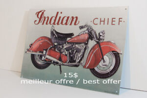 Indian motorcycles decoration