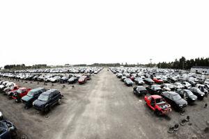 Autos SCRAP recherchées! MEILLEUR PRIX! CASH! 514-494-9906