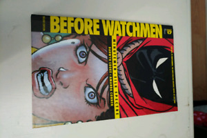 Before Watchman Graphic Novel
