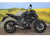 Kawasaki ER6-N **ABS, Adjustable Levers, Datatag Protection**