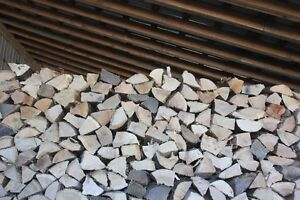 Bois FRANC qualité supérieur, cordé et séché à l'abri, chauffage