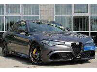 2019 Alfa Romeo Giulia 2.9 V6 Bi-Turbo Quadrifoglio Auto (s/s) 4dr Saloon Petrol