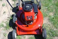 M.T.D. GAS PUSH MOWER/4HP