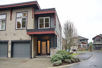 Affordable, immaculate 3 bedroom townhouse with garage