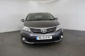 2015 15 TOYOTA AVENSIS 2.0 D-4D ICON BUSINESS EDITION 5D 124 BHP DIESEL