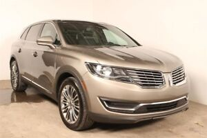 Lincoln MKX AWD 4dr Reserve 2016