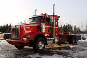 2009 Kenworth T800 Winch Truck #4651W