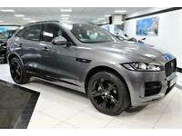2017 Jaguar F-Pace 2.0 R-SPORT AWD 5d AUTO 178 BHP Estate Diesel Automatic