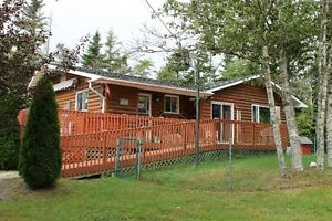 2 Bedroom Cottage or Year round home - Fishing from Property