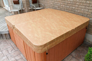 Spa Covers and Hot Tub Covers - Free Delivery