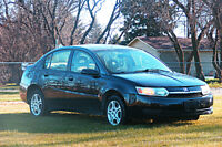 2003 Saturn ION Sporty 5 speed Minty warranty civic,g3 g5