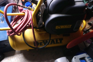 Air compressor - Dewalt