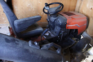 Husqvarna lawn tractor for parts